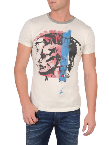 DIESEL - T-Shirt - T-GARAJE-RS
