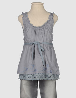 (EMMA) ETHIC LITTLE GIRL TOPWEAR Tops WOMEN on YOOX.COM