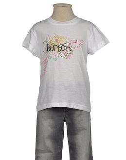 BURTON - Topi - T-krekli ar īsām piedurknēm