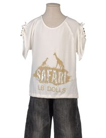 LAURA BIAGIOTTI DOLLS - Short sleeve t-shirt