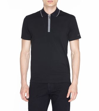 ZEGNA SPORT: Short-sleeved Polo  - 37258453HO