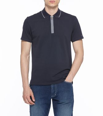 ZEGNA SPORT: Short-sleeved Polo  - 37258453HU