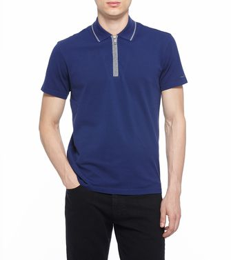ZEGNA SPORT: Short-sleeved Polo  - 37258453PS