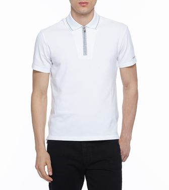 ZEGNA SPORT: Short-sleeved Polo  - 37258453QF