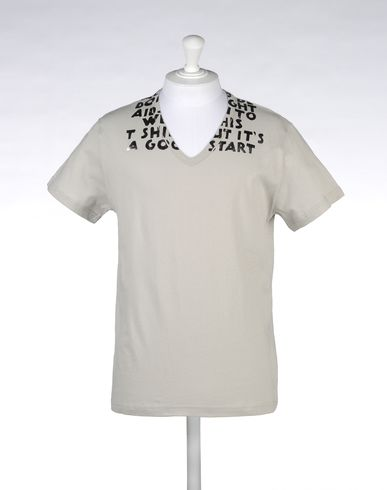 MAISON MARGIELA 10 Short sleeve t-shirt