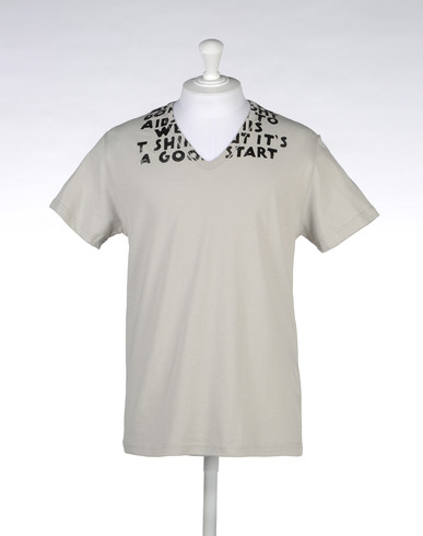 MM6 by MAISON MARGIELA T-shirt manches courtes