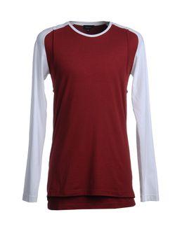 Giuliano Fujiwara Topwear Long Sleeve Tshirts