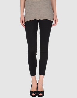 (ETHIC) TROUSERS Leggings WOMEN on YOOX.COM