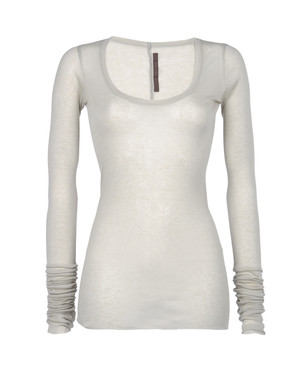 Long sleeve t-shirt Women's - RICK OWENS LILIES