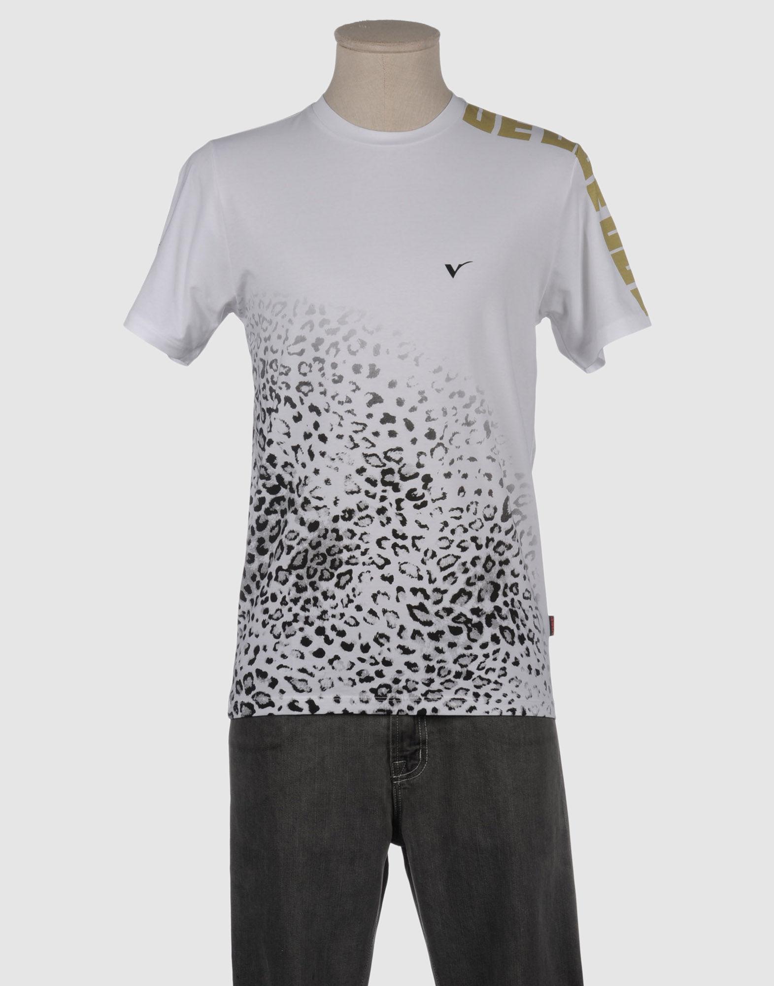 T-shirt maniche corte VIST