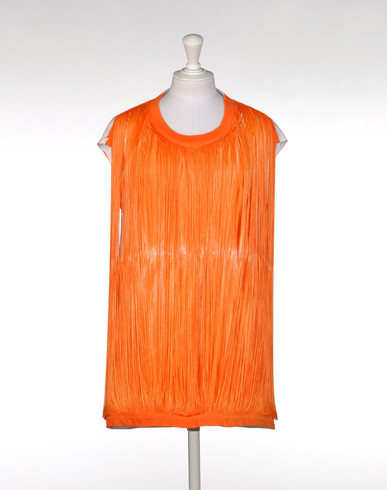 MAISON MARGIELA 1 Sleeveless t-shirt