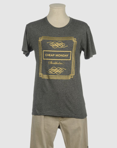 CHEAP MONDAY - Short sleeve t-shirt