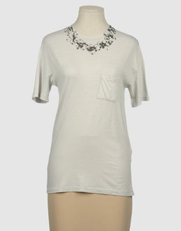 GOLDEN GOOSE - TOPWEAR - T-shirt maniche corte - on YOOX.COM
