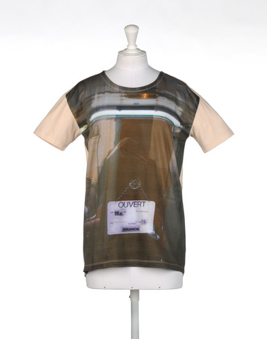 MM6 by MAISON MARGIELA Short sleeve t-shirt