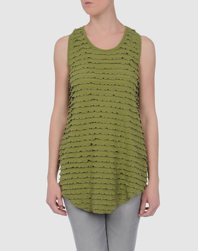 MANOUSH - Sleeveless t-shirt