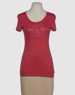 T-shirt maniche corte - EA7 REEBOK EUR 29.00