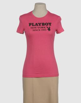 T-shirt maniche corte - PLAYBOY EUR 11.00