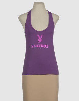 T-shirt senza maniche - PLAYBOY SWIM EUR 12.00