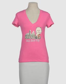 T-shirt maniche corte - HELLO! SPANK EUR 11.00