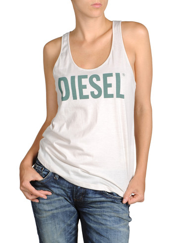 DIESEL - Tops - T-DOSKY