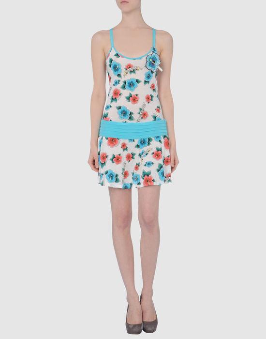 Фото FORNARINA Короткое платье. Купить с доставкой