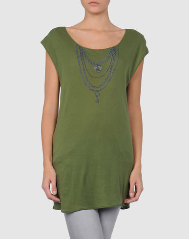 L' AUTRE CHOSE - Sleeveless t-shirt