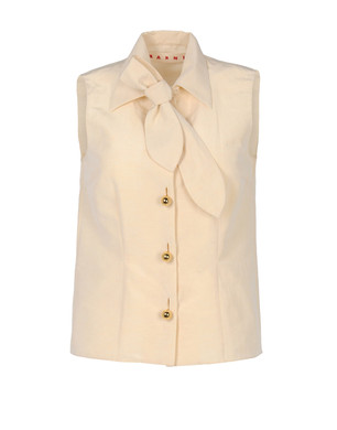 Sleeveless shirt Women's - MARNI