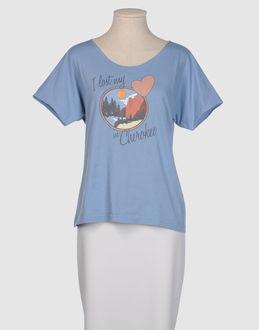 - tops - t-shirts manches courtes - sur yoox.com