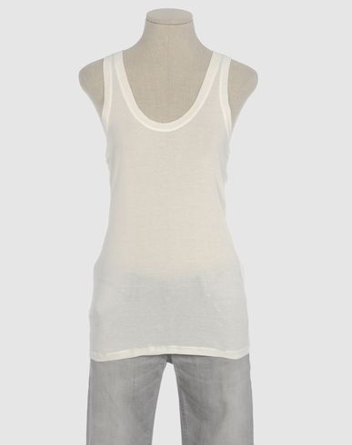 BALMAIN - Sleeveless t-shirt