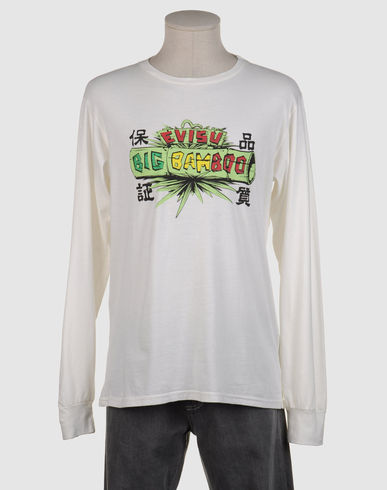 EVISU EU ED - Long sleeve t-shirt