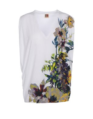Sleeveless t-shirt Women's - I'M ISOLA MARRAS