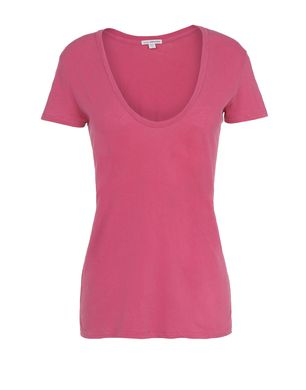 Short sleeve t-shirt Women's - JAMES PERSE