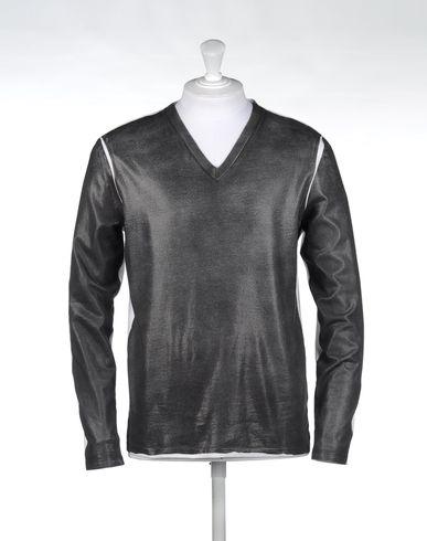 MAISON MARGIELA 10 T-shirt maniche lunghe