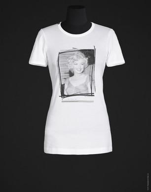 Icon T shirt - Short sleeve t-shirts - Dolce&Gabbana - Summer 2016