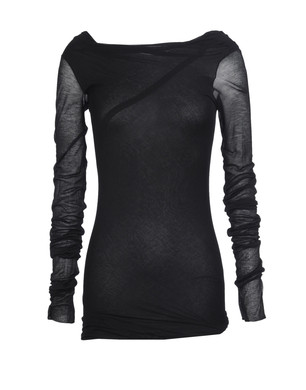 Long sleeve t-shirt Women's - RICK OWENS