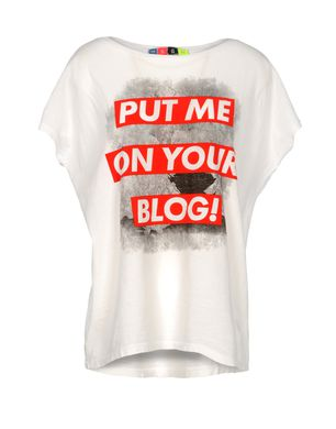 T-shirt maniche corte Donna - MSGM