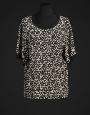 Blusa in crepe de chine - Top - Dolce&Gabbana - Estate 2016