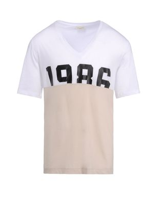 Short sleeve t-shirt Men's - DRIES VAN NOTEN