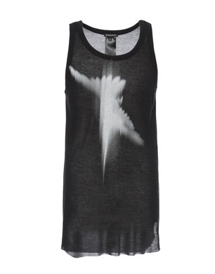 Sleeveless t-shirt Men's - ANN DEMEULEMEESTER