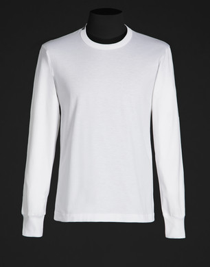 Long sleeve t shirt - Long sleeve t-shirts - Dolce&Gabbana - Summer 2016