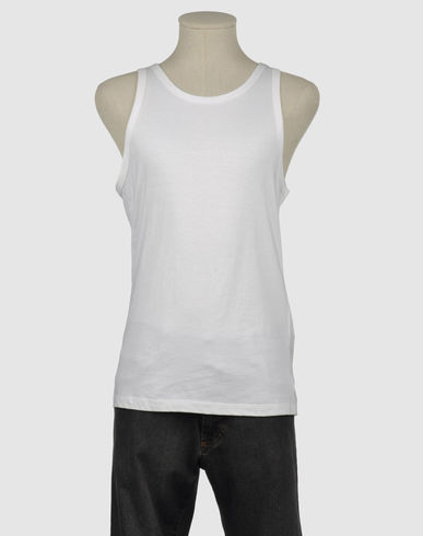HELMUT LANG - Sleeveless t-shirt