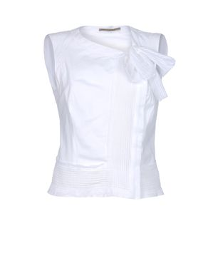 Sleeveless shirt Women's - ERMANNO SCERVINO