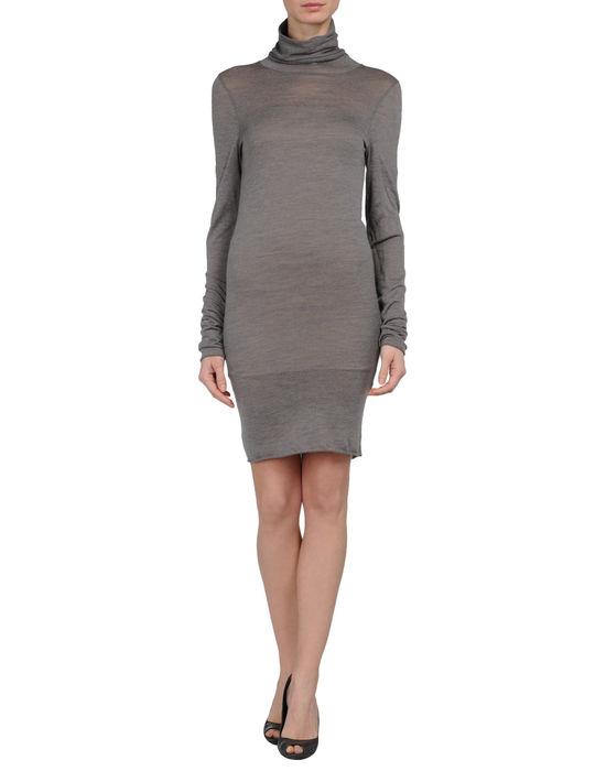 Фото ISABEL BENENATO Короткое платье. Купить с доставкой