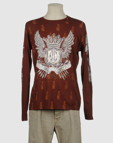 CHRISTIAN AUDIGIER - Long sleeve t-shirt