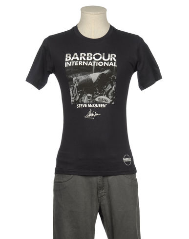 BARBOUR - Short sleeve t-shirt