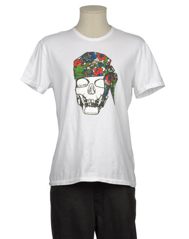 DANIELE ALESSANDRINI HOMME - Short sleeve t-shirt