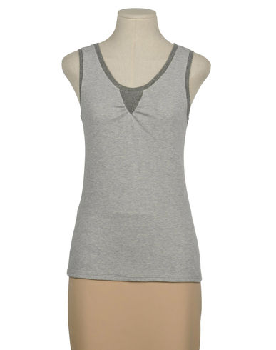 P.M.E. - Sleeveless t-shirt