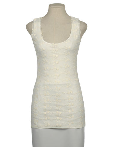 LUPATTELLI - Sleeveless t-shirt