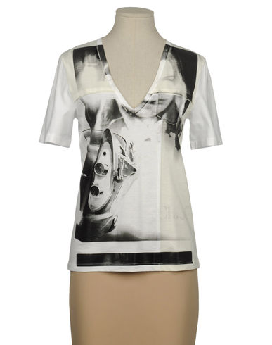 CHLOÉ - Short sleeve t-shirt