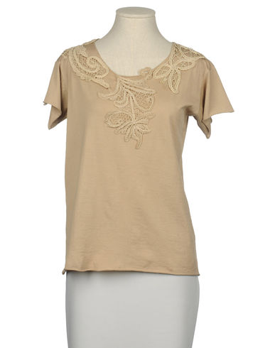 SEMI-COUTURE - Short sleeve t-shirt